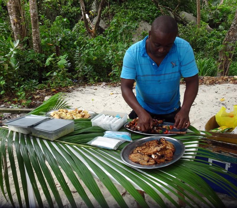 passage aux Seychelles.