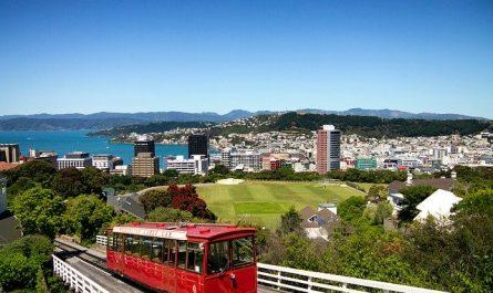 Vacances en Nouvelle-Zélande