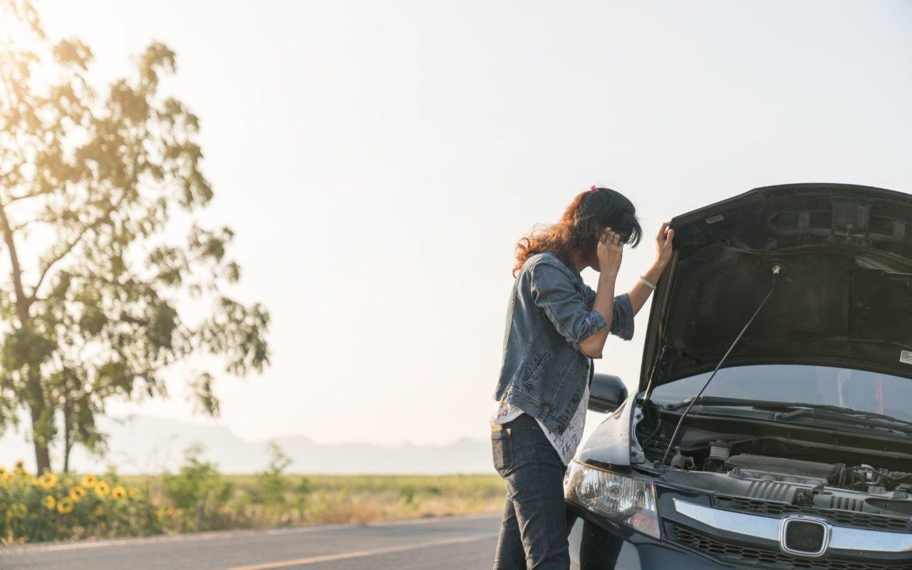 remorquer soi-même un véhicule en panne
