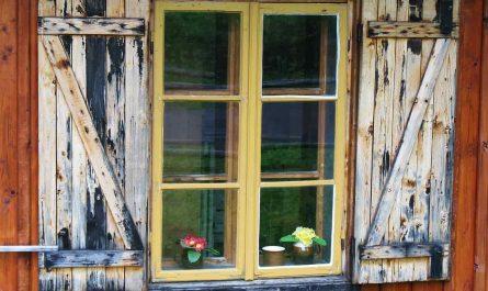 peinture maison bois
